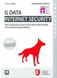Gdata Internet Security 2015 (1 User) (1 Jahr) (DE) (Win)