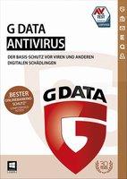 Gdata Antivirus 2015 (3 User) (1 Jahr) (DE) (Win)