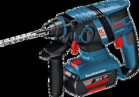 Bosch GBH 36 V-LI Compact Professional 2 x 2,0 Ah (0 611 903 R0H)