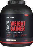 Body Attack Power Weightgainer 4750g Cookies & Cream