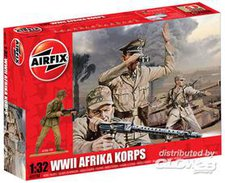 Airfix WWII Afrika Korps (02708)