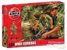 Airfix WWII Gurkhas (02719)