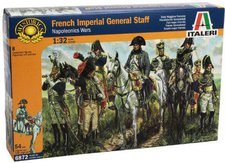 Italeri French Imperial General Staff (6872)