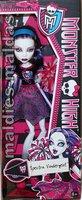 Mattel Monster High Monster-Fan Spectra Vondergeist