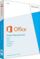 Microsoft Office 2013 Home and Business (EN) (Win) (PKC)