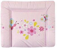 Zöllner Wickelauflage Softy Folie Butterflies 75 x 85