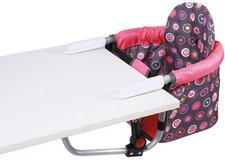 Chic 4 Baby Tischsitz Relax Coral Pink