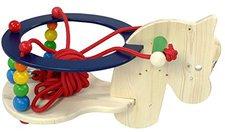 Hess Spielzeug Gitterschaukel Pferdchen