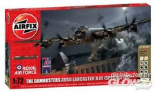 Airfix The Dambusters Avro Lancaster B.III (Special) 'Operation Chastise' (50138)