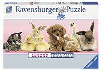 Ravensburger Tierische Freunde (500 Teile)