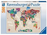 Ravensburger World in Words (500 Teile)