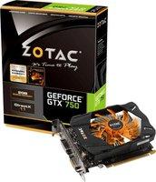 Zotac Geforce GTX 750 2048MB GDDR5