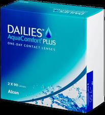 Ciba Vision Focus Dailies AquaComfort PLUS -2,00 (180 Stk.)