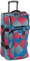 4You Travel Trolley M red blue squared
