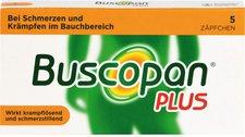 Pharma Gerke Buscopan plus Suppositorien (5 Stk.)