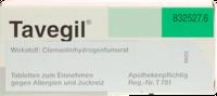 EMRA-MED Tavegil Tabletten