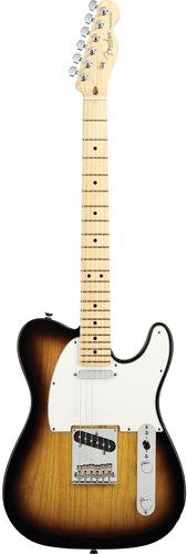Fender American Standard Telecaster 2-color sunburst