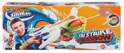 Nerf Super Soaker Tri Strike Crossbow