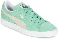 Puma Suede Classic electric green/white