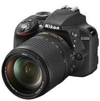 Nikon D3300 Kit 18-140 mm