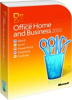 Microsoft MS Office 2010 Home and Business (DE) (Win) (ESD)