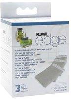 Fluval Edge - Clean & Clear Aktivkohle-Nachfüllbeutel - 3 Stück (A1379)