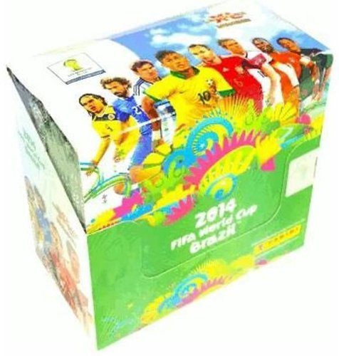 Panini Adrenalyn XL FIFA World Cup Brazil Display
