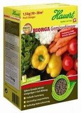 Hauert Biorga Gemüsedünger 1,5 kg