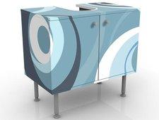 Mantiburi Design Waschtisch Watching You 60 x 55 x 35 cm
