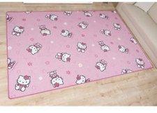 Hello Kitty Kinderteppich mit Katzen