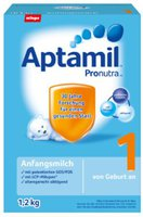 Milupa Aptamil 1 Anfangsmilch (1,2 kg)