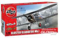 Airfix Gloster Gladiator MkI (A02052)