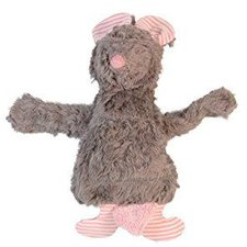Pat & Patty Große Bio Baby Spieluhr Maus