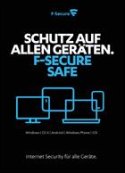 F-Secure SAFE (1 Gerät) (1 Jahr) (DE) (Win)