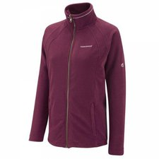 Craghoppers Madigan Interactive Microfleece Women Dark Cerise