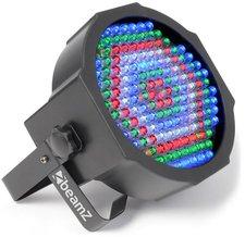 BeamZ Lighting LED FlatPAR 154x10mm RGBW
