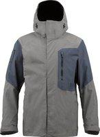 Burton AK 2L Boom Snowboard Jacket Monoxide/Slate