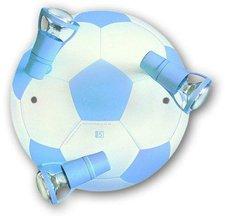Waldi Deckenlampe Fußball 3-flg.