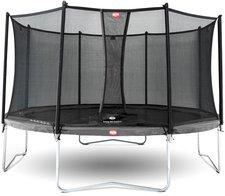 Berg Toys Trampolin Favorit 430 cm mit Sicherheitsnetz Comfort