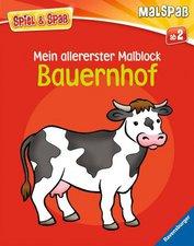 Ravensburger Mein allererster Malblock: Bauernhof