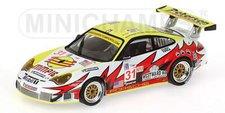 Minichamps Porsche 911 GT3 RSR Bergmeister/Long/Luhr winners Petersen Motorsport 12H Sebring 2005