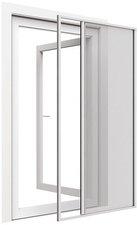 Easy Life Insektenschutz-Tür mit Schiebe-Rollo (160 x 220 cm)