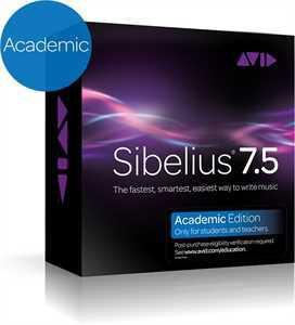 Avid Sibelius 7.5 (EDU)