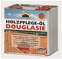 BM Massivholz Holzpflegeöl Douglasie 2,5 l