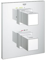 Grohe Grohtherm Cube Thermostat-Brausebatterie (1995900)0
