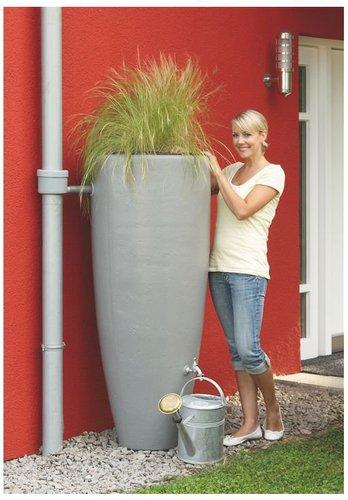 Garantia Wasserbehälter 2in1 mit Pflanzschale 300 Liter