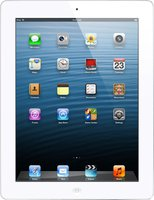 Apple iPad 4 64GB WiFi weiß