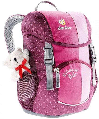 Deuter Schmusebär pink
