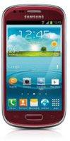 Samsung Galaxy S3 Mini 8GB Garnet Red ohne Vertrag