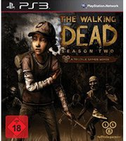 The Walking Dead: A Telltale Games Series - Season Two (PS3)